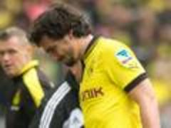 1 Woche vorm CL-Finale - Dortmund zittert um Hummels